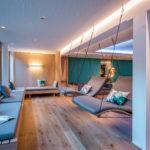 Doppelliege TOBACCO im © Hotel Pfeffermuehle