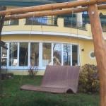 Doppelliege TOBACCO im Ferienhotel Elisabeth