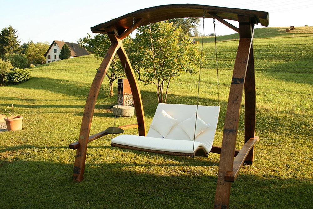 gestell fassholz. Black Bedroom Furniture Sets. Home Design Ideas