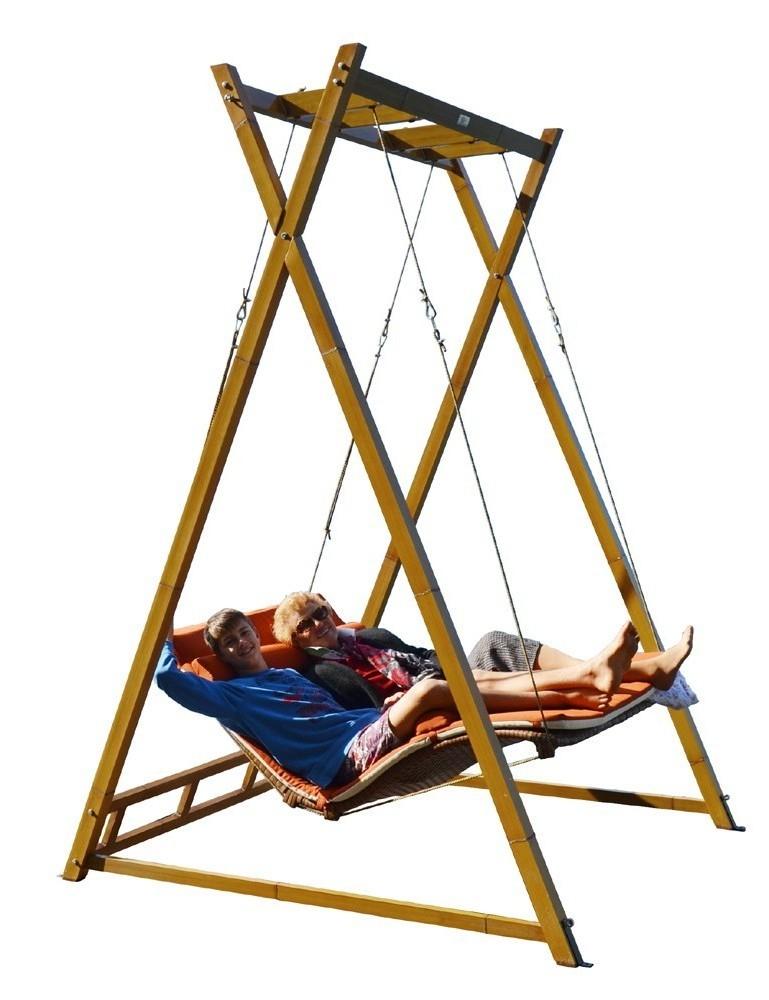 gestell jakarta alu bamboo. Black Bedroom Furniture Sets. Home Design Ideas